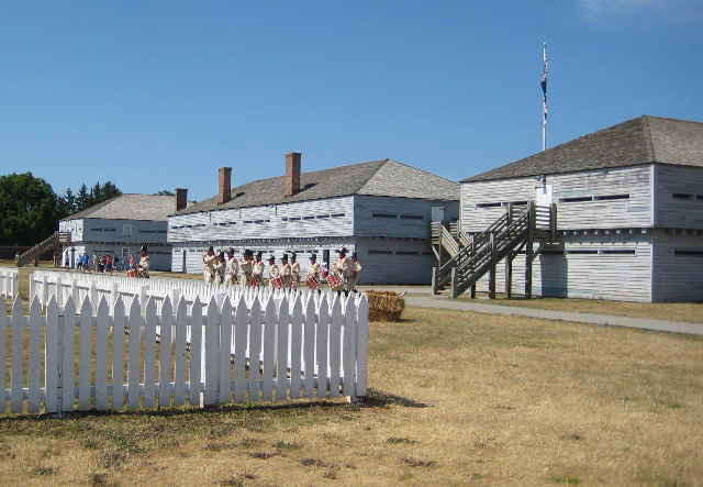 picture of Fort George