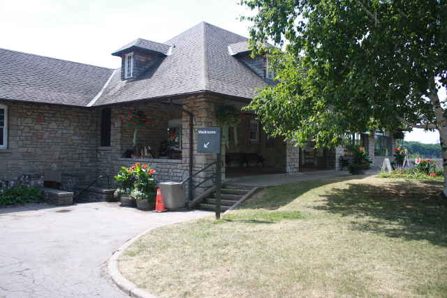 picture of welcome center