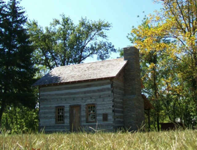picture of cook cabin