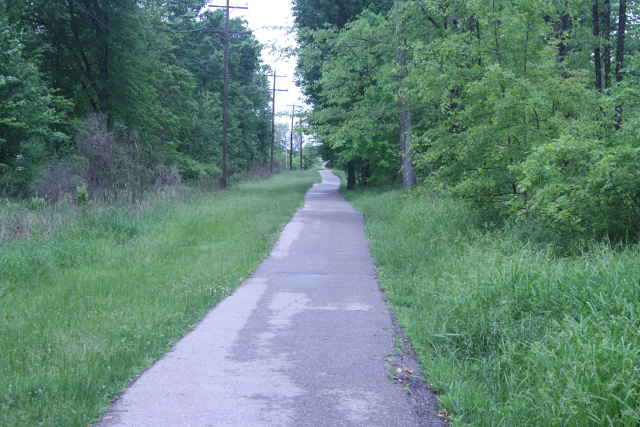 picture of walking trail