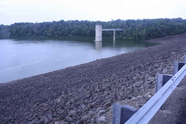 picture of William Harsha Dam