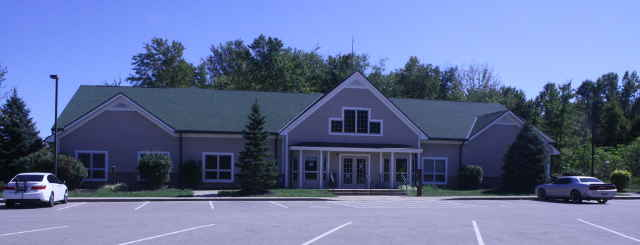picture of visitor's center